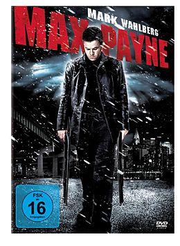Max Payne – Kinoversion, DVD, allemand