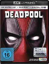 Deadpool 4K UHD [Version allemande]