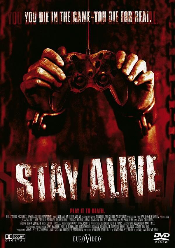stay alive spiel