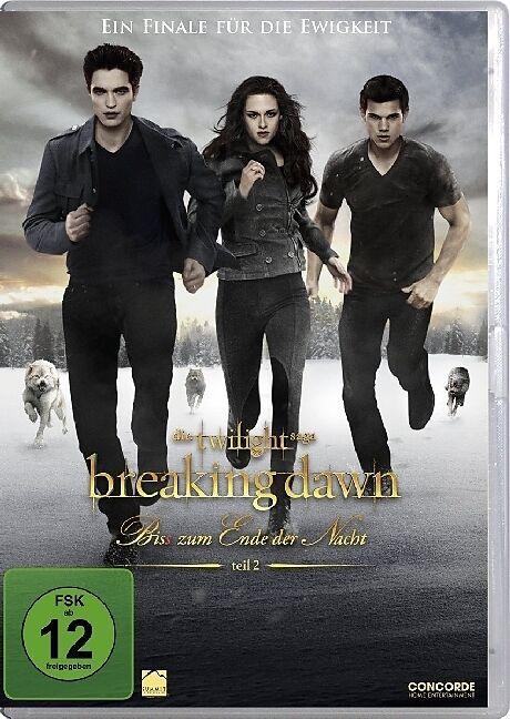 breaking dawn bis s zum ende der nacht 2 dvd online kaufen. Black Bedroom Furniture Sets. Home Design Ideas