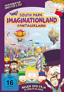 South Park: Imaginationland - Fantasieland [Versione tedesca]