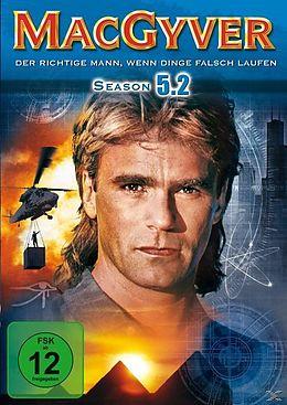 MacGyver - Season 5.2 [Versione tedesca]