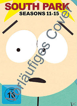South Park  Season 11-15 [Version allemande]