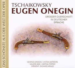 Eugen Onegin (grosser Querschnitt In Deu