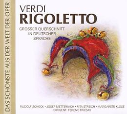 Rigoletto (grosser Querschnitt In Deutsc
