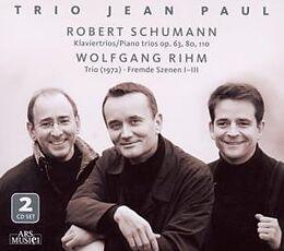 Fremde Szene Nr1-nr3, Trio Fuer Klavier