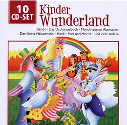 Kinder Wunderland-die Hörspiel