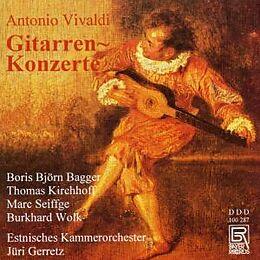 Konzert Fuer Gitarre F12/15 Rv93, F16/2