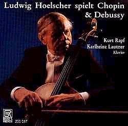 Sonate Fuer Cello & Klavier 1915