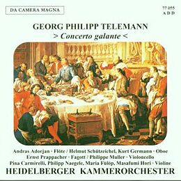 Konzert Fuer Floete Twv53:a2 (nr3 Aus De