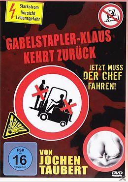 Gabelstabler-Klaus kehrt zurück - jetzt muss der Chef fahren [Version allemande]