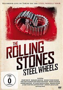 The Rolling Stones-Steel Wheels