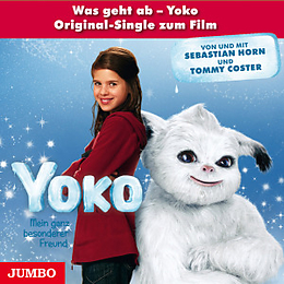 Was Geht Ab-Yoko-Original Single Zum Film