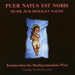Puer Natus Est Nobis-musik Zur