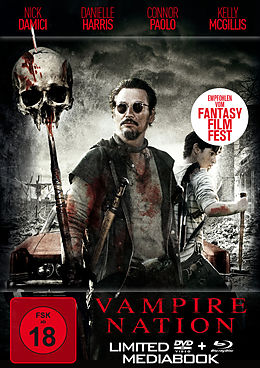 Vampire Nation Limited 2-disc-mediabook
