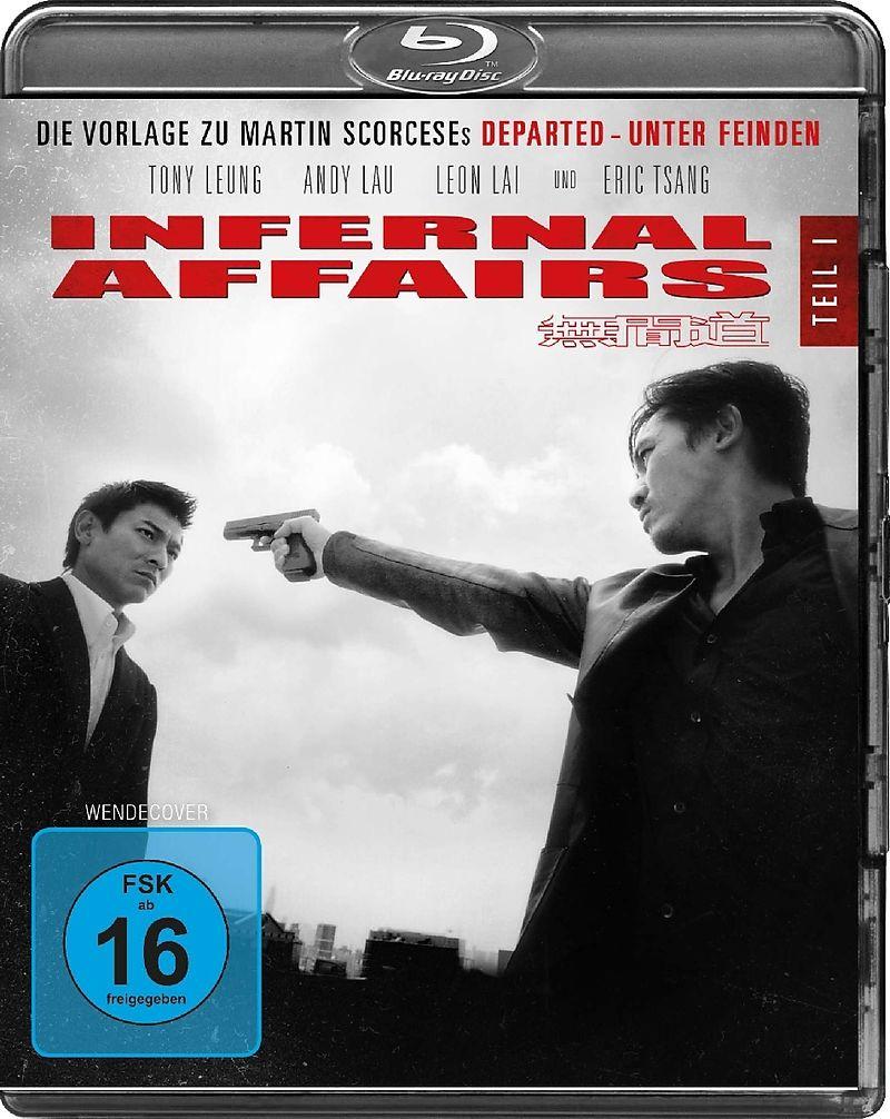 Infernal Affairs - auf Blu-ray - online kaufen | exlibris.ch