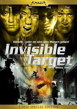 Invisible Target [Versione tedesca]