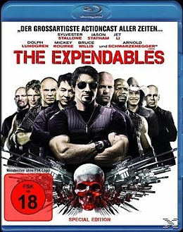 The Expendables [Versione tedesca]
