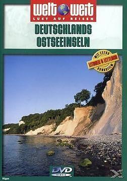 Ostseeinseln (Bonus Litauen & Lettland) [Version allemande]