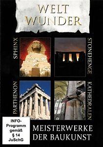 Welt Wunder-Meisterwerke der Baukunst [Versione tedesca]