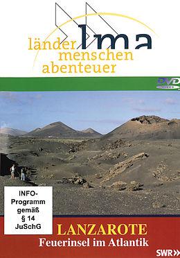 Lanzarote-Feuerinsel im Atlantik
