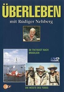 Überleben Mit Rüdiger Nehberg - Teil 2