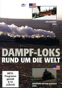 Dampf-Loks,USA Cog/Grapevine Vintage [Versione tedesca]
