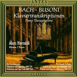 Bach Busoni Klaviertranskri