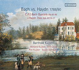 Bach Vs. Haydn 1788/90