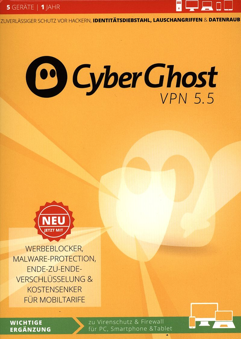 download cyberghost 5 crack
