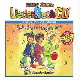 1, 2,3 wir singen mit - Liederbuch CD