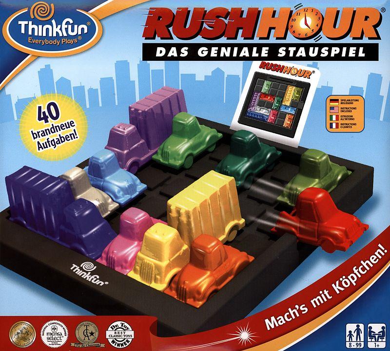Rush hour das geniale stauspiel - Developpement photo gratuit sans frais de port ...