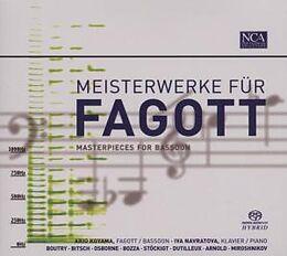 Meisterwerke Fuer Fagott : Bitsch, Bozza