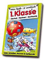Mein Spaß- und Lernbuch, 1. Klasse