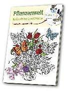 Malbuch für Erwachsene 2, Pflanzenwelt [Versione tedesca]