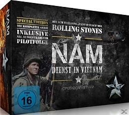 NAM: Dienst in Vietnam - Die komplette Serie DVD-Box [Version allemande]