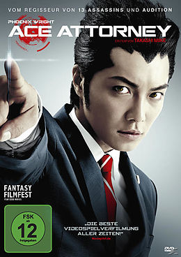 Ace Attorney - Phoenix Wright [Version allemande]