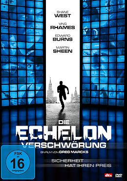 Die Echelon Verschwörung [Versione tedesca]