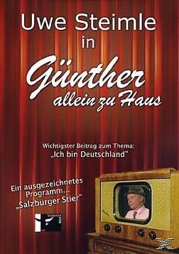 Uwe Steimle - Günther allein zu Haus [Version allemande]