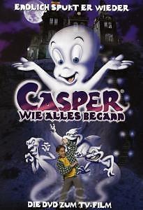 Casper wie alles begann-Die DVD zum TV-Film [Version allemande]
