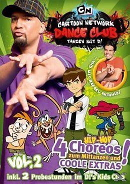 Cartoon Network D!s Dance Club 2