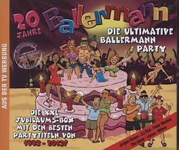Die Ultimative Ballermann Party - 20...