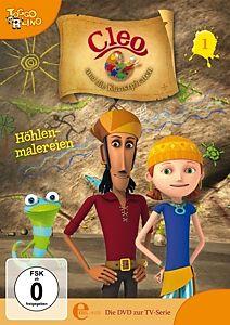 (1)DVD z TV-Serie-Höhlenmalereien
