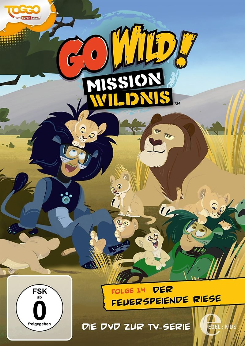 go wild mission wildnis spiele deutsch