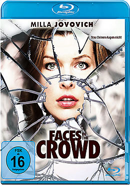 Faces in the Crowd [Version allemande]