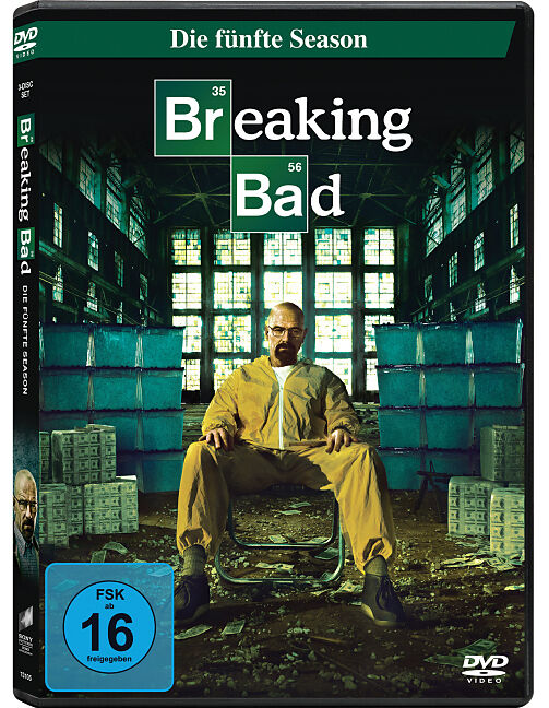 breaking bad s 5 dvd online kaufen. Black Bedroom Furniture Sets. Home Design Ideas