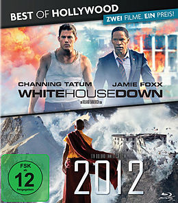 BEST OF HOLLYWOOD - 2 Movie Collector's Pack 90 (White House Down / 2012) [Version allemande]