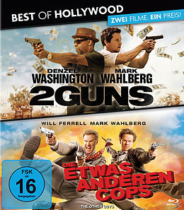 BEST OF HOLLYWOOD - 2 Movie Collector's Pack 92 (2 Guns / Die etwas anderen Cops) [Version allemande]