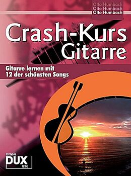 Crash-Kurs Gitarre [Version allemande]