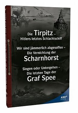 Die Vernichtung der Tirpitz, Scharnhorst und Graf Spee